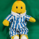 Banana in Pajamas (speaking Plush toy)