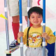 Stilts for Kids (Takeuma = Bamboo Horse)