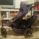 Phil & Ted Double Stroller - 15,000 JPY