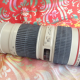 EF 70-200mm f/4L IS USM Telephoto Zoom Lens  ¥80,000