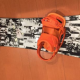 snowboard Burton Superhero 148 with burton cartel bindings
