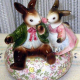 Musical Rabbits: Music Box:  Romance in the Air