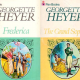 Books: Georgette Heyer collection 7 for Y1500