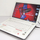 Toshiba Widescreen Crystal Laptop,  12,000yen