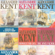 Alexander Kent books:  the Bolitho Naval Fiction series