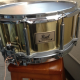 Pearl Brass Free-Floater Snare Drum! - Amazing sound!