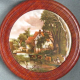 Wood Framed Pastoral Scene (New)