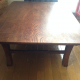 Antique Kontatsu Table