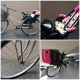 Bicycle with child seat - ¥15000