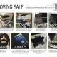 Sayonara Sale - Bedding, Air Mattress, Chair, Heater, Yukata, Playstation Stuff, Heater