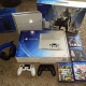 For sale:: Sony PlayStation 4 500GB CONSOLE with 4 extra free games $150usd.