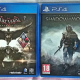 Batman: Arkham Knight and Shadow of Mordor for PS4