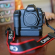 Canon EOS 5D Mark 2 with battery grip and 16gb CF memory card