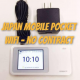 Pocket mobile wifi and unlimited home internet japan