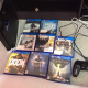 Playstation 4 with vertical stand + 8 games - ¥20 000