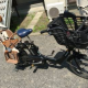 Power assisted bike, Panasonic for sale