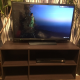 TV, DVD player and TV stand set,  41,000yen