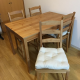 Ikea Dining Table Set (1 Table + 4 Chairs) - ¥7000 (Inagekaigan Station)