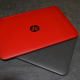 Laptop-HP-Pavilion-1 -256GB-SSD-Red