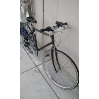 cheap cross bike with cover