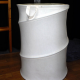 PopUp Laundry Hamper with Zippered Top - ¥900