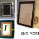 Picture FRAMES: NEW and CHEAP