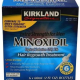 Kirkland Minoxidil for Men, 4 month supply Hairloss  treatment set , brand new