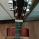 Cheap steel string wood land guitar