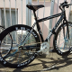 Black indoor bicycle - 2990 JPY