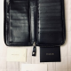Bvlgari Leather Wallet