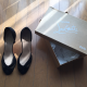 Christian Louboutin Satin shoes, new! For 5000JPY