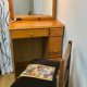 Big cupboard,Dressing table,lamp and chandilier
