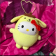 CUTE Hello Kitty in Costume (Can be hung on inner car mirror) 500 YEN (Good condition)