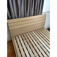 Bed Frame and Cabinets for Sale
