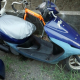 honda dio and honda jorno registered with helmet