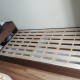 Single Bed Frame Brown