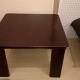 Beautiful small wood table ¥4000
