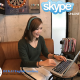 SKYPE Online English Lesson