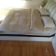 King sized bed and mattress for sale