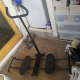 moving out sale: leg slider and more!