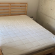 [FREE - FOR PICK UP ONLY] IKEA DOUBLE BED AND MATTRESS