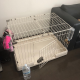 FOR SALE LARGE DOG CRATE (LIKE NEW) ¥3000