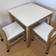 Dining Table + 2 Chairs set 10,000¥