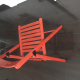 Ikea folding chair 1,000 JPY