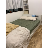 Full-size mattress