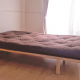 Bed with mattress 140x200cm - 25'000 ¥