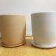 Beautiful POTS - In Clay White/Beige