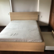 Bed with optional Mattress for 21.000Yen