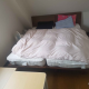 Queen size bed for free