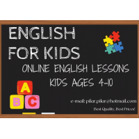 ONLINE ENGLISH LESSONS FOR KIDS!!